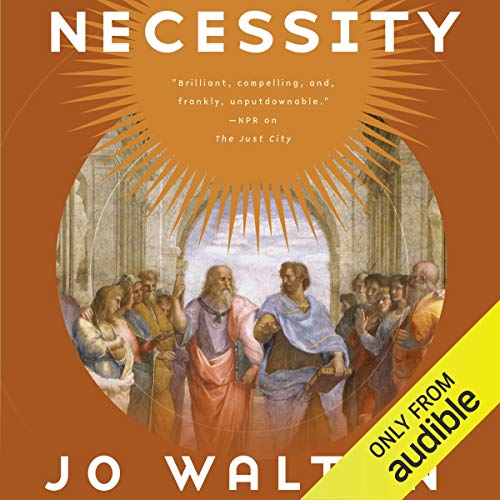 Necessity audiobook cover art