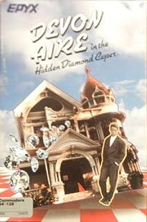Devon Aire in the Hidden Diamond Caper - Commodore 64