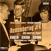 Remembering JFK - 50th Anniversary Concert by National Symphony Orchestra (2011-05-31)