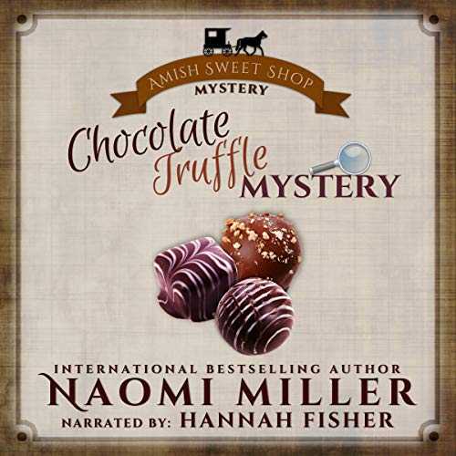 Chocolate Truffle Mystery audiobook cover art