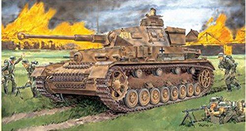 Dragon - D6360 - Maquette - Panzer IV AUSFF2 G - Echelle 1:35