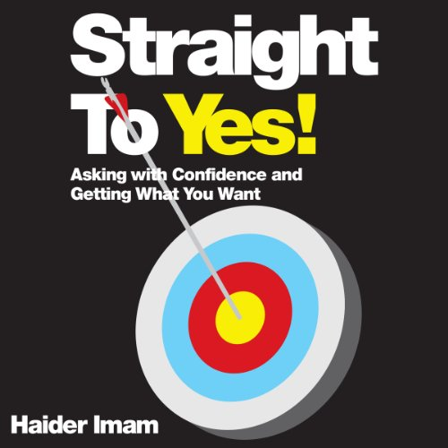 Straight to Yes! audiobook cover art