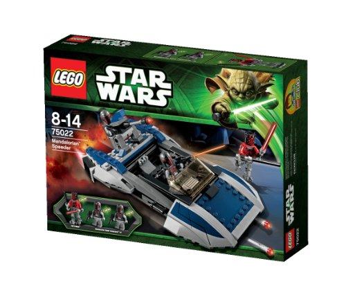 LEGO Star Wars 75022: Mandalorian Speeder