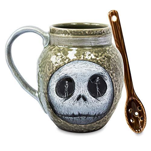 Disney The Nightmare Before Christmas Mug and Spoon Set