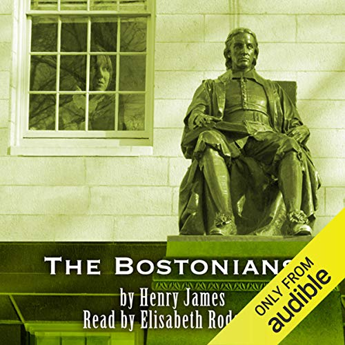 The Bostonians cover art