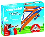 Playmobil-9205 Deltaplane Orange, 9205