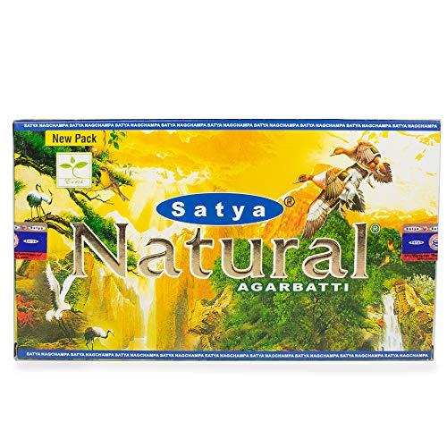 Bastoncini d'incenso 180g Satya Natural Profumazione