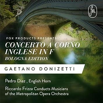 Concerto a Corno Inglese in F