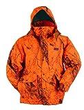 Gamehide Deerhunter Blaze Orange Camo Parka (Naked North Blaze Orange Camo, 3X-Large)