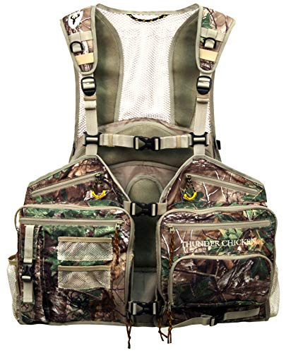Scentblocker Bone Collector Thunder Chicken Realtree Turkey Vest