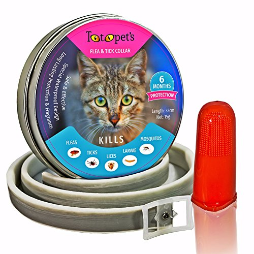 Totopets Pet Flea and Tick Collar