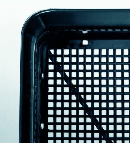 大和プラスチック ピッキングトレー 50型 505×350×H85 ブラック