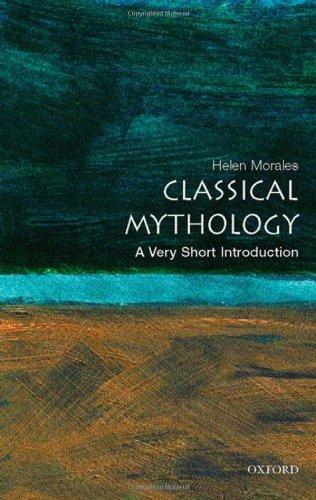 Classical Mythology by Morales, Helen. (Oxford University Press,2007) [Paperback]