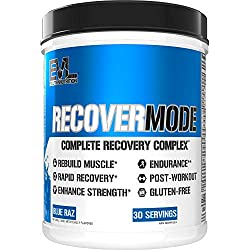 Evlution Nutrition RecoverMode post workout supplement