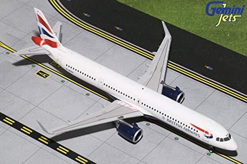 Gemini 200 G2BAW802 British Airways Airbus A321neo G-NEOP Maßstab 1: 200