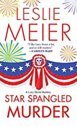 Star Spangled Murder (A Lucy Stone Mystery Series Book 11)