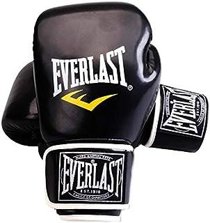قفازات نصف اصبع الملاكمة من ايفر لاست - قياس واحد , اسود