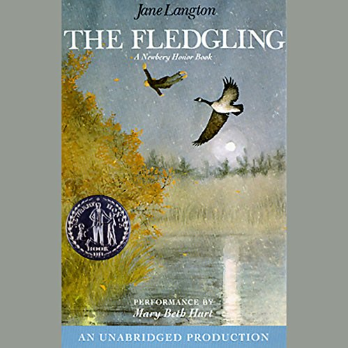 The Fledgling audiobook cover art