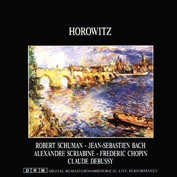Vladimir Horowitz: Carnegie Hall 1965