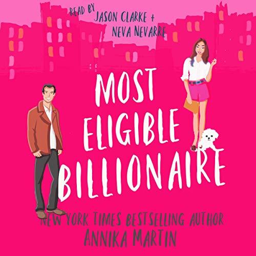 Most Eligible Billionaire cover art