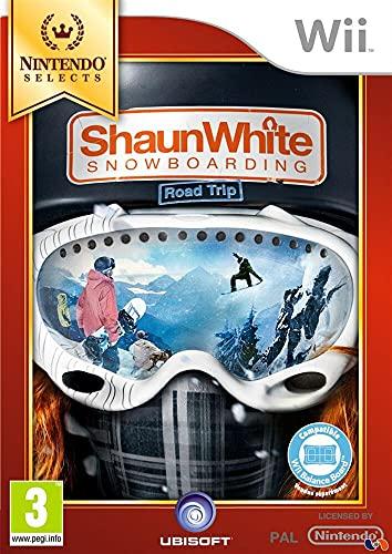 Shaun White : Snowboarding road trip - Nintendo Selects [Importación francesa]