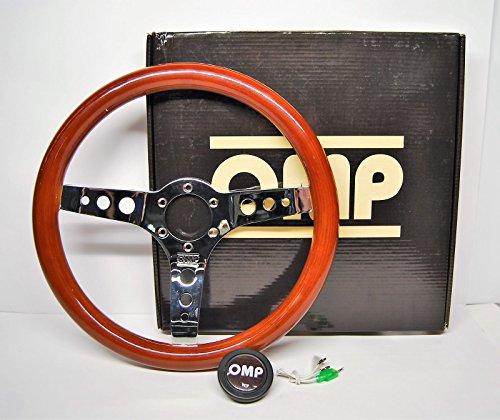 OMP OMPOD/2023/LE Mugello: Bois Volante Omp.D.360Mm Handgrip Ovale: 25X23Mm, Unique