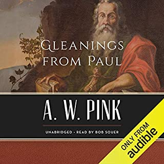 Gleanings from Paul audiobook cover art