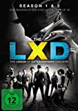 The LXD: The Legion of Extraordinary Dancers - Season 1 & 2 [Alemania] [DVD]