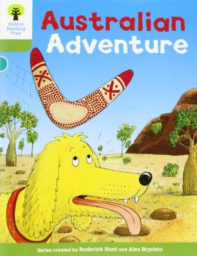 Oxford Reading Tree: Level 7: More Stories B: Australian Adventureの詳細を見る