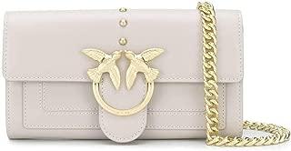 Luxury Fashion | Pinko Womens 1P21ERY5FFD08 Beige Wallet | Fall Winter 19