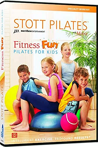 STOTT PILATES Fitness Fun: Pilates for Kids