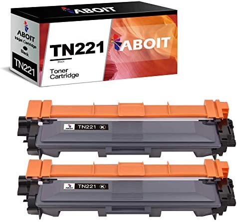 ABOIT Compatible Toner Cartridge Replacement for Brother TN221 TN 221 TN225 for HL 3170CDW HL product image