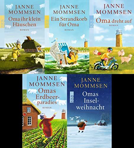 Die Oma-Imke-Reihe Band 1-5 plus 1 exklusives Postkartenset