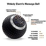 Zoom IMG-1 sfera massaggio elettrico palla stress