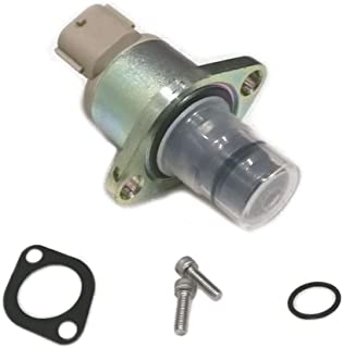 Unlimited Rider Fuel Pump Suction Control Valve SCV Common Rail Fuel Pressure Regulator For Mitsubishi 1460A037 Triton Pajero 06-2014 2.5 3.2L CRD Sensor For Nissan A6860-VM09A D40 Replace 294200-0360