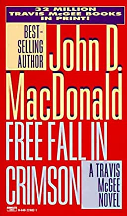 [(Free Fall in Crimson)] [By (author) John D. MacDonald] published on (April, 1996)