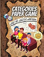 Categories Paper Game