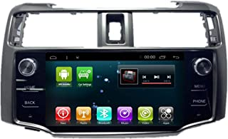 Car Radio GPS Android 8.1 Stereo Player for Toyota 4Runner 4 Runner 2011-2019 Navigation Head Unit Multimedia BT WiFi Sat Nav (Android8.1 4+64G 4Runner)