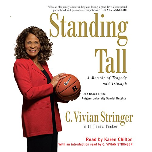 Standing Tall audiobook cover art