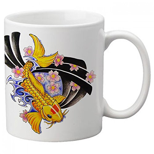 Tasse Koi – Hohe in China, in Korea, Japan und Vietnam – kadomania