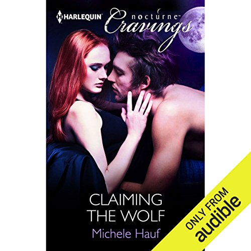 Claiming the Wolf audiobook cover art