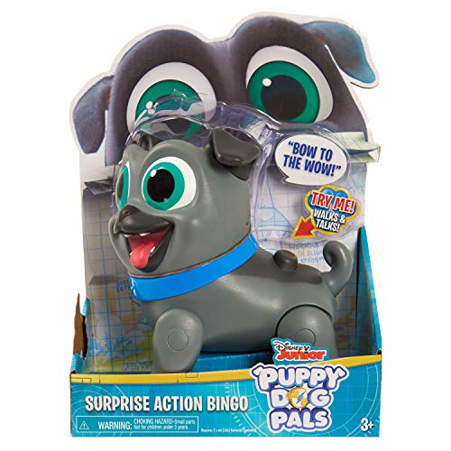 COBI JP-94030 Puppy Dog Pals Surprise Action Bingo Toys