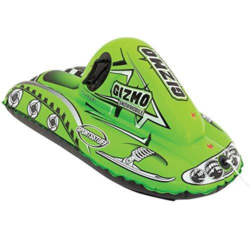 SportsStuff Gizmo Kids Inflatable Snow Tube/Sled,...