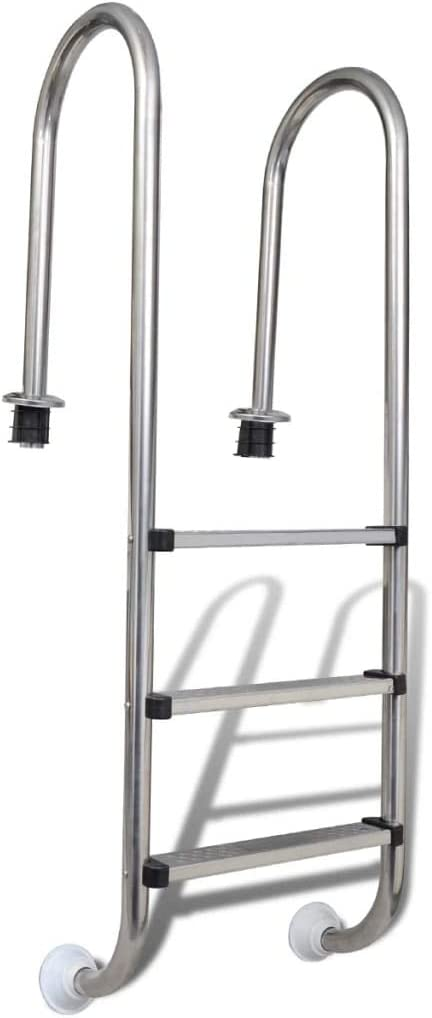 Pool Ladder Step Entry Super sale Excellence System for Swim Ground Above