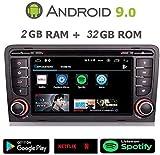 gümü-px5proat03-autoradio A3, S3 Android 8.0 + Navegación GPS, Pantalla táctil de 7 Pulgadas, Soporte WiFi, Bluetooth, Puerto USB