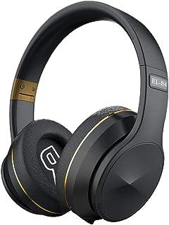 MDHANBK Auriculares Bluetooth 5.0, Auriculares inalámbricos estéreo de Alta fidelidad para Juegos con Tarjeta TF Compatibl...