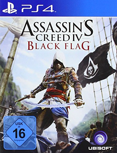 Assassin\'s Creed 4: Black Flag - [PlayStation 4]