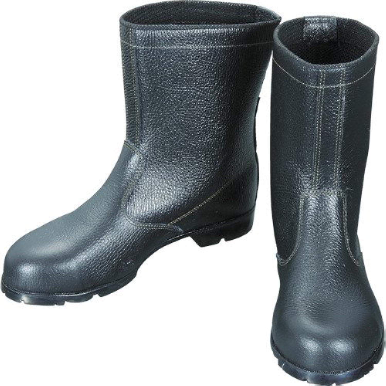 [シモン] 安全靴 半長靴 AS24 25.0cm AS24250