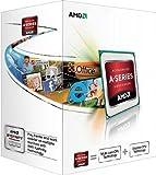 AMD A-Series A8-5500 Quad-Core Prozessor mit AMD Radeon HD 7560D (3,7GHz, 4MB Cache, 65 Watt)