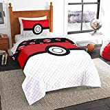 Pokemon Quilt and Sham Twin/Full